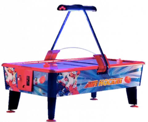 Air hockey 6 fod